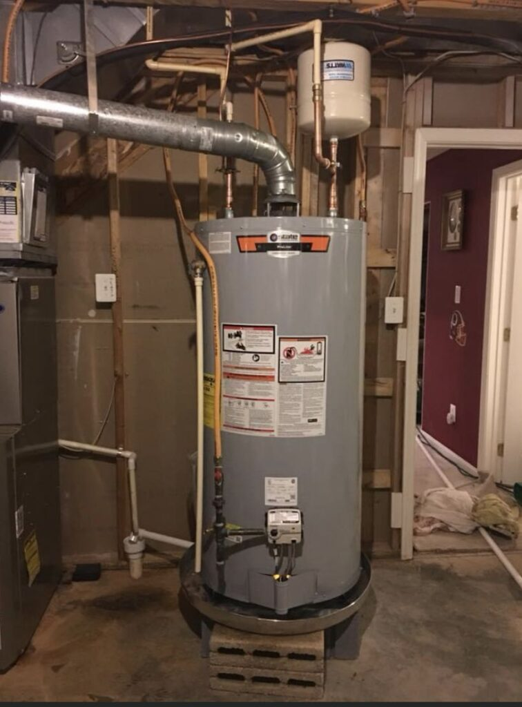 MD water heater repair and replacement